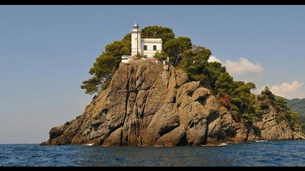 Portofino, torna il guardiano del faro