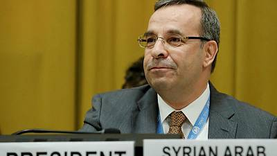 U.S. voices outrage as Syria assumes presidency of U.N. disarmament body