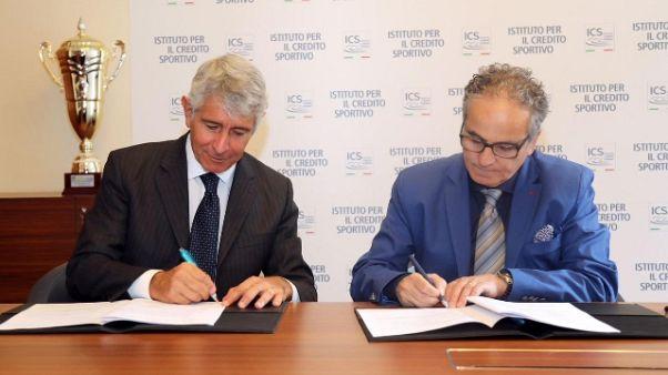 Tennistavolo: firmato accordo Fitet-Ics
