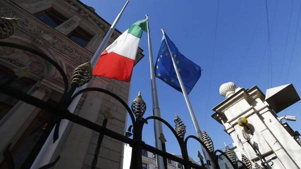 U.S. Treasury sees Italy better off in euro zone - official