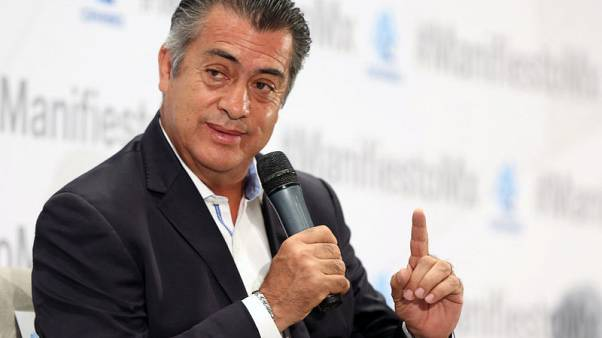Mexican presidential candidate 'El Bronco' fined for illicit financing