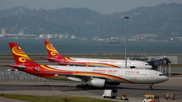 Exclusive - HNA's Hong Kong Airlines taps investors ahead of IPO: document
