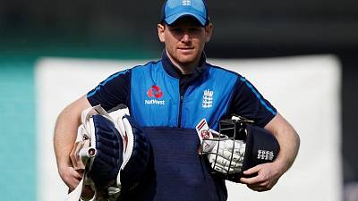 Morgan confident of facing Australia despite finger fracture