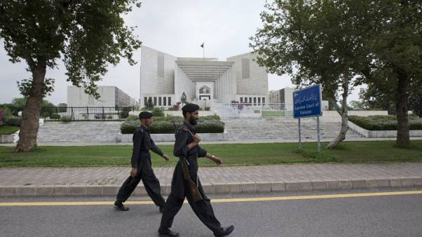 Pakistan's emboldened judiciary poses headache for ruling party ahead of polls