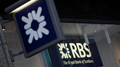 Royal Bank of Scotland's chief financial officer resigns