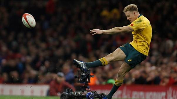 Wallaby Hodge shrugs off limited preparations for Ireland series