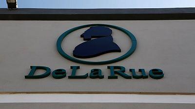 De La Rue full-year profit hit by loss of post-Brexit passports