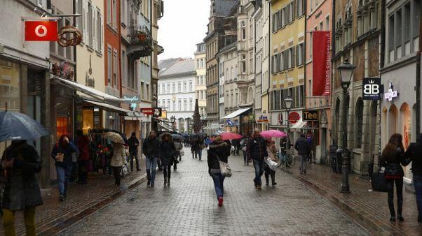 انتعاش مبيعات التجزئة الألمانية بقفزة أكبر من المتوقع في أبريل