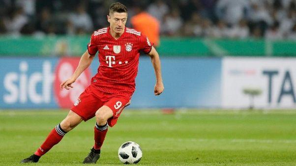 Bayern, Lewandowski pronto all'addio