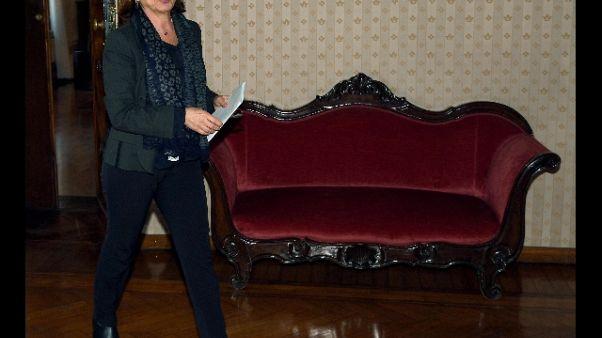 Prefetto Milano, foto Mattarella a posto