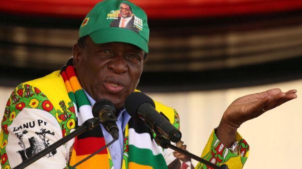 منانجاجوا يعلن إجراء انتخابات في زيمبابوي يوم 30 يوليو
