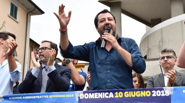 Salvini. Di Maio riapre? Non è mercato