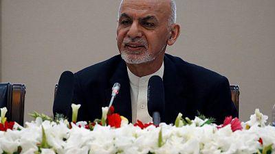 Afghan president backs suicide bomb fatwa after 14 killed