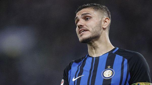 Inter,'Icardi?Faremo ciò che è corretto'