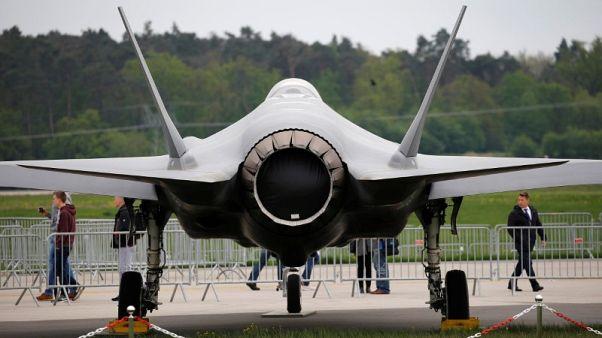 تركيا ستلجأ لمورد آخر إذا لم تحصل على طائرات إف-35 من أمريكا