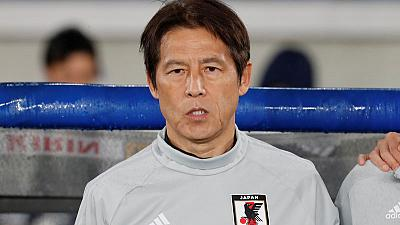 Japan suffer defeat with revamped formation under new coach