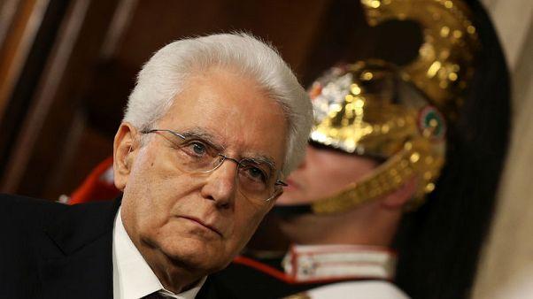 إيطاليا تعيد محاولة تشكيل حكومة وإنهاء الاضطراب