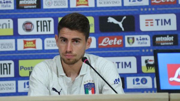 Napoli: Jorginho, non penso al mercato