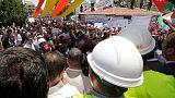 آلاف الأردنيين يضربون احتجاجا على زيادات ضريبية بتوجيه من صندوق النقد