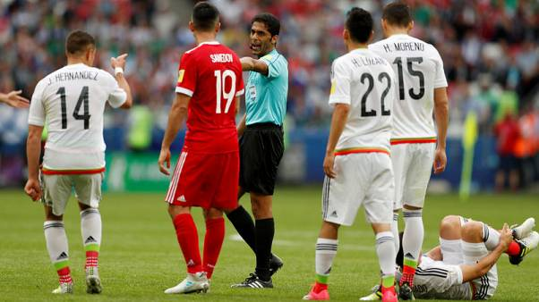 FIFA will not replace Saudi World Cup ref banned for match-fixing