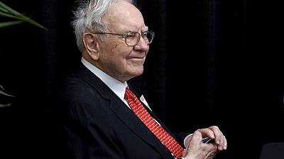 Buffett utility to be first in U.S. to reach 100 percent renewables