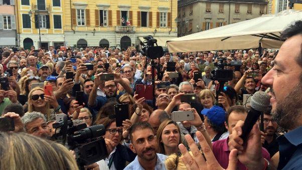 Salvini, spero governo ma stessa squadra