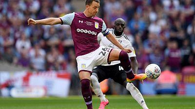 Former England skipper Terry leaves Aston Villa