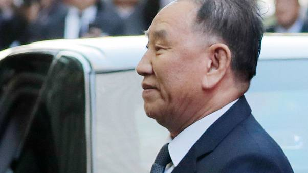 The man sent by North Korean leader to U.S. for high-level talks