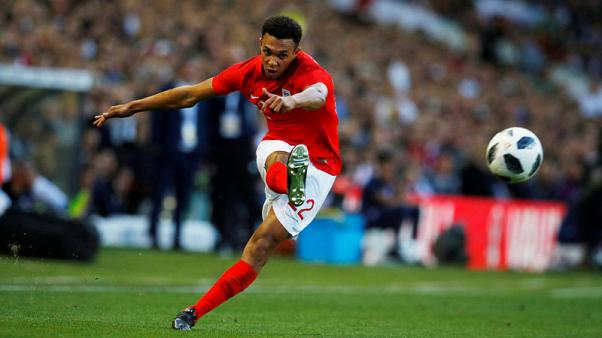 England, Portugal enjoy easy warm-up wins, Iceland held