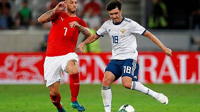 World Cup hosts Russia suffer more misery in loss to Austria