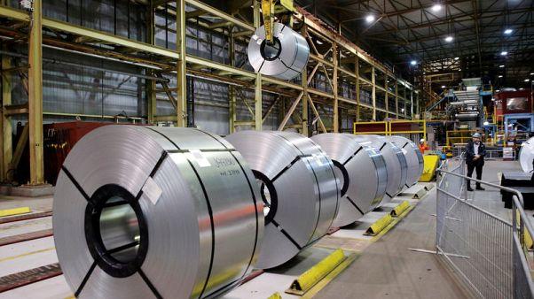 U.S. allies hit back at Washington's steel, aluminium tariffs