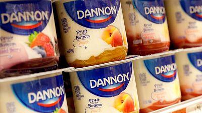 Dannon settles lawsuit against executive who left for Chobani