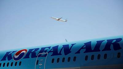 Prosecutors raid Korean Air over suspected embezzlement by founding family