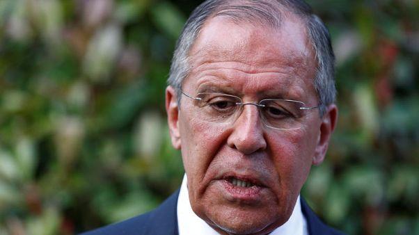 وكالة: وزير خارجية روسيا يصل إلى كوريا الشمالية