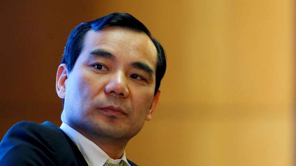 Former chairman of China's Anbang appeals fraud conviction
