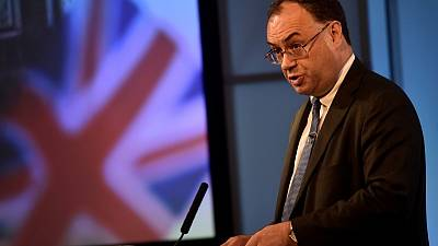 Does FCA's Bailey want the Bank of England's top job? No comment