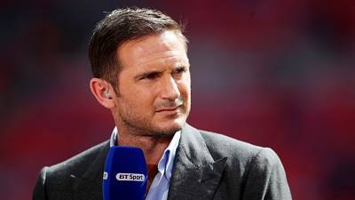 Lampard appointed Derby manager on three-year deal