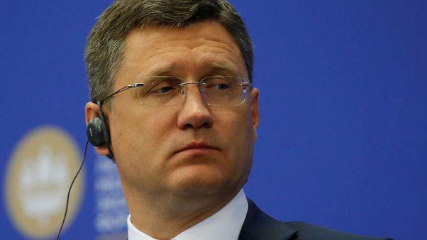 Russia's Novak says demand should determine oil deal easing