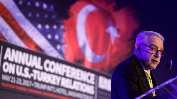 Turkish envoy to Washington returning to U.S. amid Jerusalem row - Turkish official
