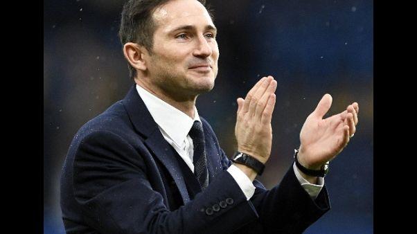 Lampard allenerà il Derby County