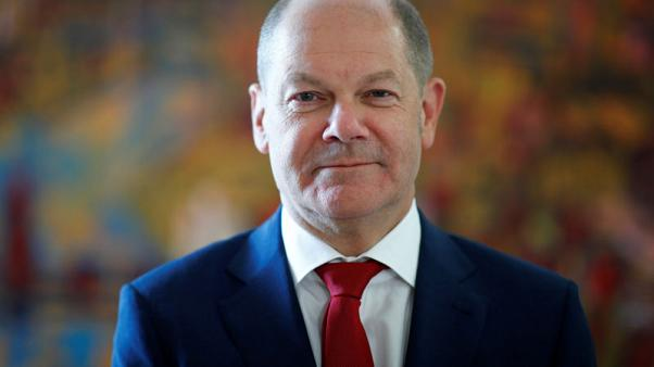 Italian election won't be referendum on euro - Germany's Scholz
