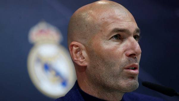 Zidane stuns Real Madrid by stepping down as coach