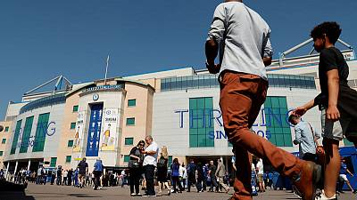 Chelsea suspend new stadium plans due to 'unfavourable investment climate'