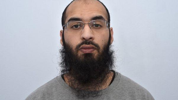 رجل حرض على مهاجمة الأمير البريطاني جورج يقر بذنبه في تهم بالإرهاب