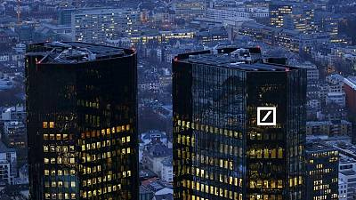 Deutsche Bank's U.S. ops deemed 'troubled' by U.S. Federal Reserve a year ago - WSJ