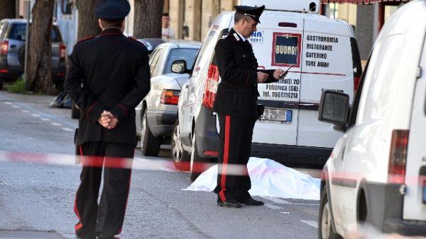 Spari Follonica: arrestato padre omicida