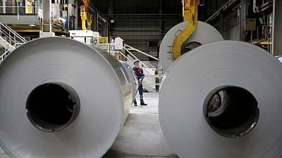 U.S. hits E.U., Canada and Mexico with steel, aluminium tariffs