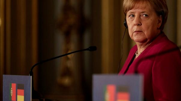 Germany's Merkel ready to work with new Italian government