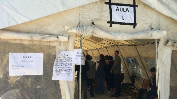Stop agibilità Palagiustizia Bari