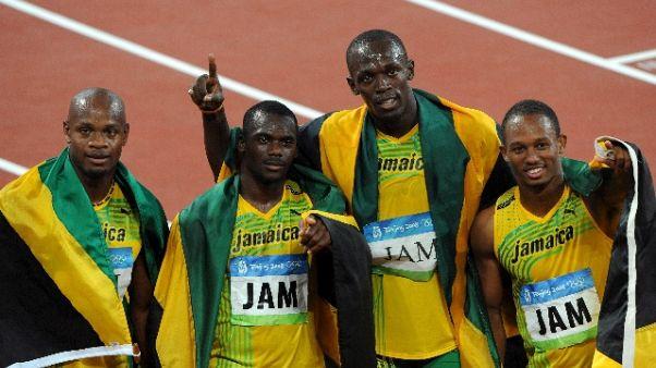 Doping: respinto ricorso 4X100 Giamaica
